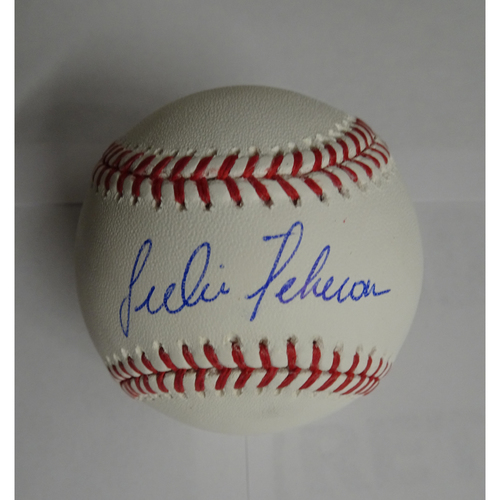 Photo of Holiday Deal of the Day: Julio Teheran Autographed Baseball - Today Only 25% off!