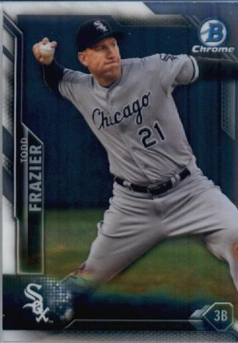 Photo of 2016 Bowman Chrome #61 Todd Frazier