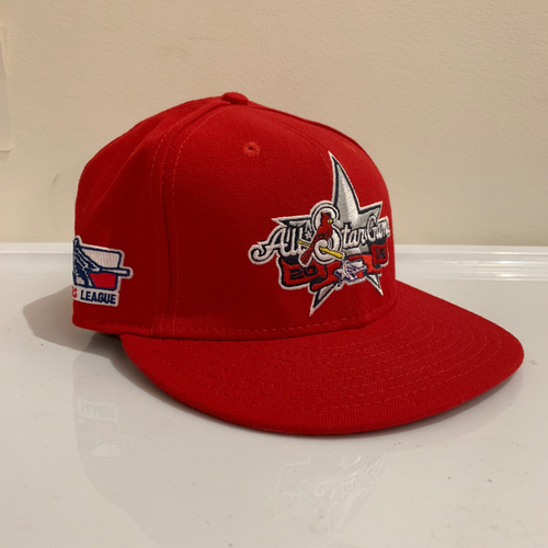 Photo of 2016 Texas League All Star Game -  Game Used Cap  - Bruce Caldwell (St. Louis Cardinals) Size - 7 -1/8