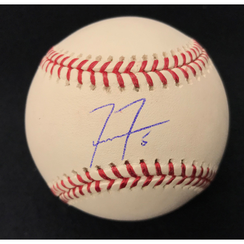 Photo of Freddie Freeman MLB Authenticated Autographed Baseball