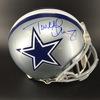 Cowboys Terrell Owens Signed Authentic Proline Helmet