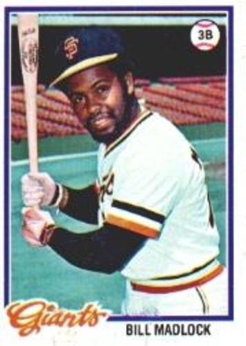 Photo of 1978 Topps #410 Bill Madlock