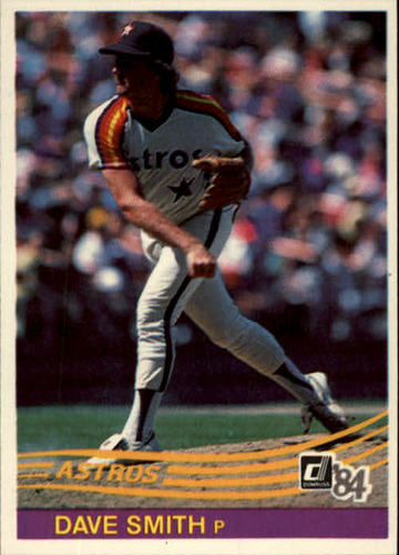 Photo of 1984 Donruss #548 Dave Smith