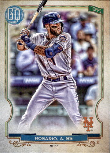 Photo of 2020 Topps Gypsy Queen #126 Amed Rosario