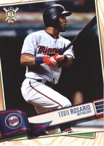 Photo of 2019 Topps Big League #273 Eddie Rosario