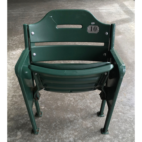 Photo of Team-Issued Miller Park Seat #10 (LOCAL PICKUP ONLY)