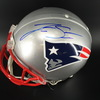 NFL - Patriots Jarrett Stidham Signed Proline Helmet