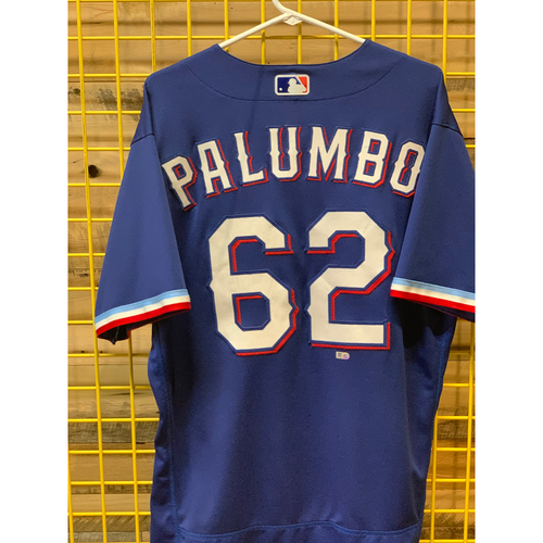 Joe Palumbo Team-Issued Spring Training Jersey
