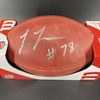 NFL - Texans Laremy Tunsil Signed Authentic Football