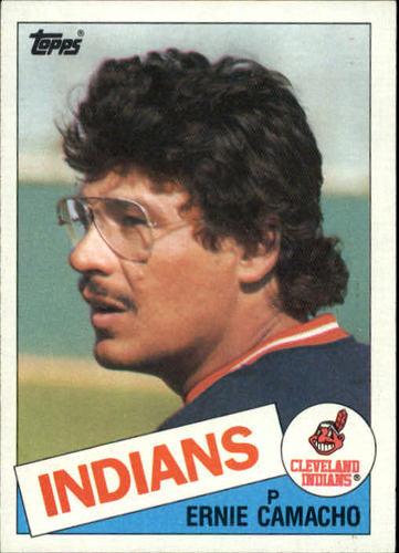 Photo of 1985 Topps #739 Ernie Camacho