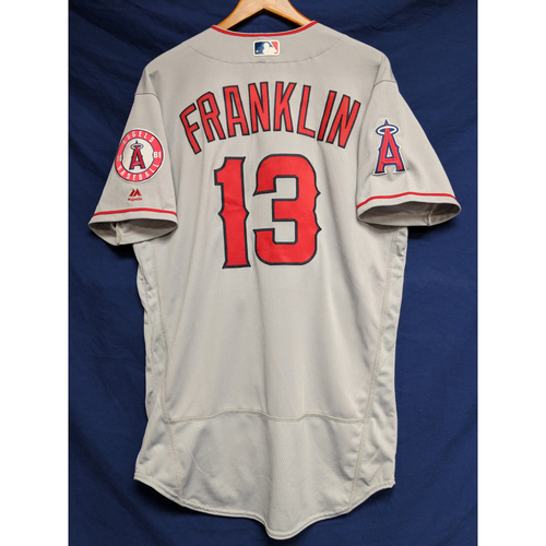 Photo of Nick Franklin Team-Issued Road Jersey