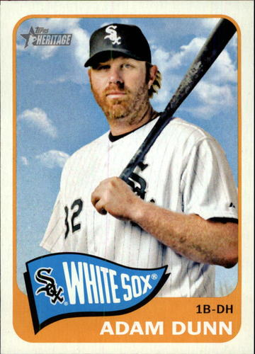 Photo of 2014 Topps Heritage #266 Adam Dunn