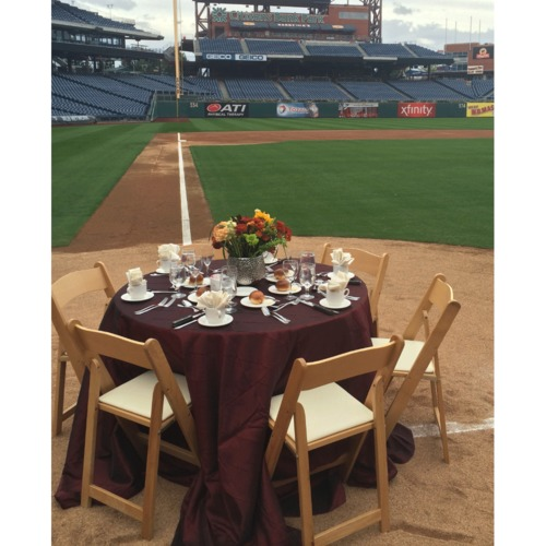 Photo of Private On-Field Dinner Party for 10 at Citizens Bank Park