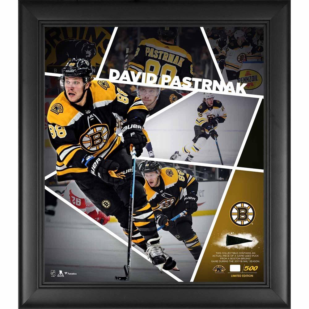 David Pastrnak Boston Bruins Framed 15