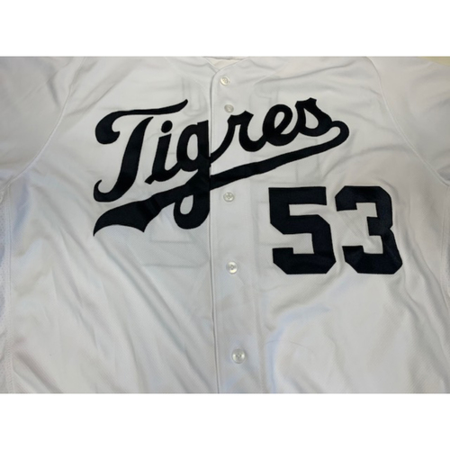 Photo of Team-Issued Fiesta Tigres Jersey: Jeff Pico