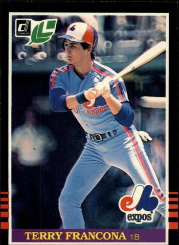 Photo of 1985 Leaf/Donruss #245 Terry Francona