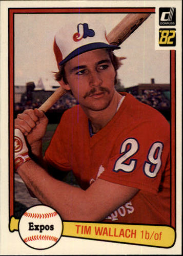 Photo of 1982 Donruss #140 Tim Wallach RC