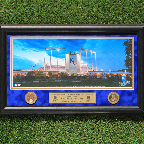 Photo of Stadium Canvas Frame