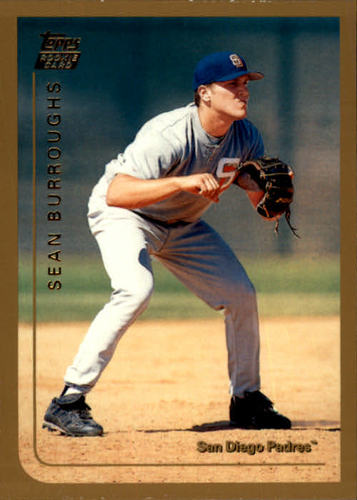 Photo of 1999 Topps Traded #T40 Sean Burroughs RC