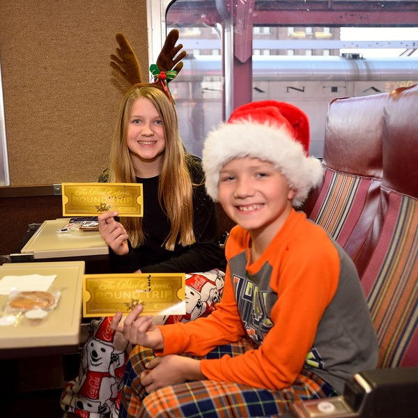Photo of St. Louis Polar Express Magical Family Experience