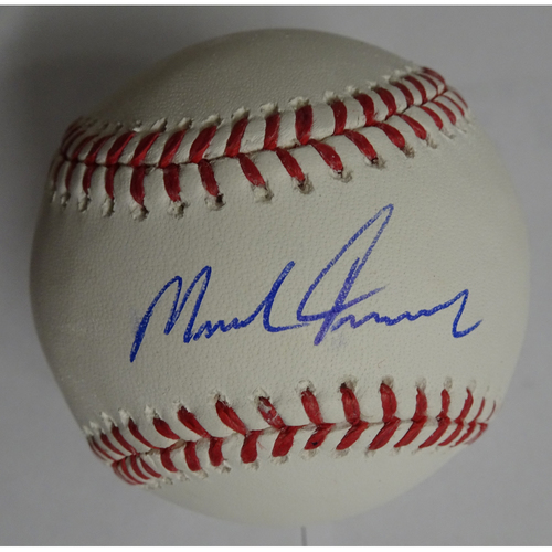 Photo of Holiday Deal of the Day: Mike Foltynewicz Autographed Baseball - Today Only 25% off!