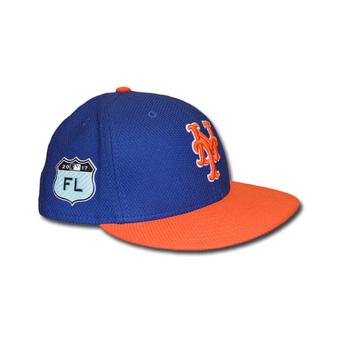 Photo of Wilmer Flores #4 - Team Issued Batting Practice Hat - 2017 Spring Training