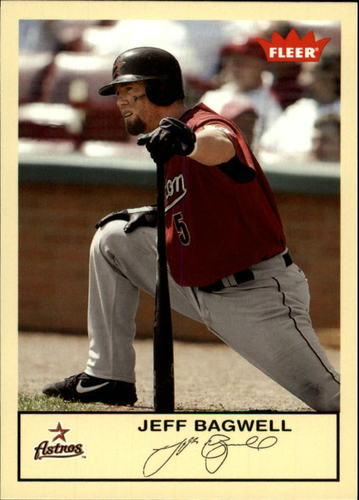 Photo of 2005 Fleer Tradition #216 Jeff Bagwell