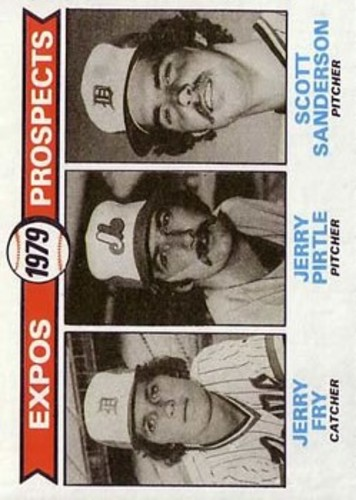 Photo of 1979 Topps #720 Jerry Fry RC/Jerry Pirtle RC/Scott Sanderson RC