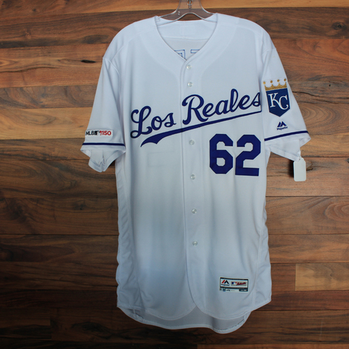 Photo of Team-Issued Jersey: Conner Greene (Size 44)