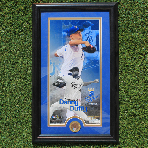 Photo of Danny Duffy Supreme Frame