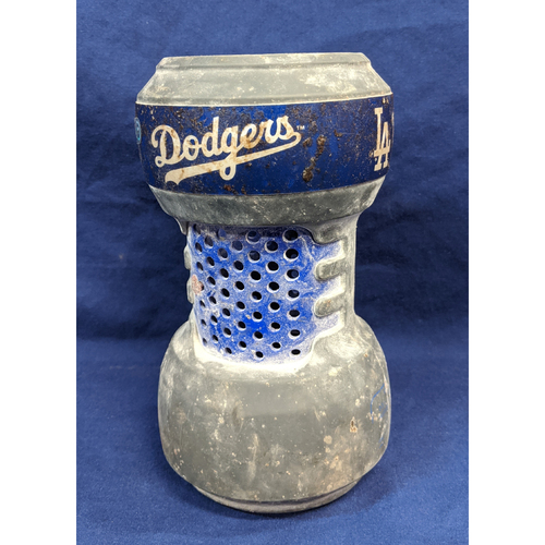 Los Angeles Dodgers Team Issued Bat Weight