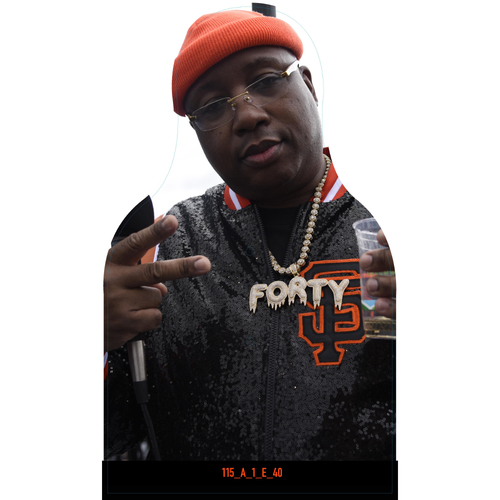 Photo of Giants Community Fund: Giants E-40 Cutout