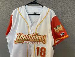 Photo of Anderson Pilar Lowriders jersey