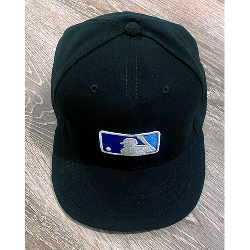 Photo of UMPS CARE AUCTION: Official Specialty MLB Father's Day Umpire Base Cap, Size 7 3/8