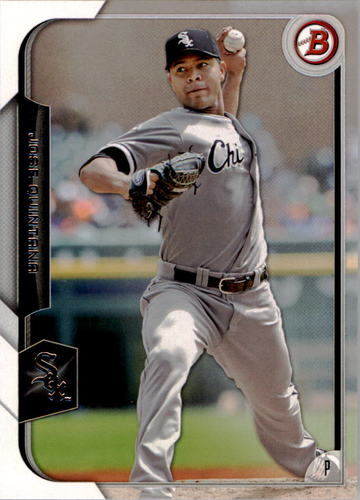 Photo of 2015 Bowman #82 Jose Quintana