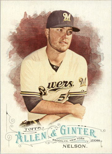 Photo of 2016 Topps Allen and Ginter #95 Jimmy Nelson