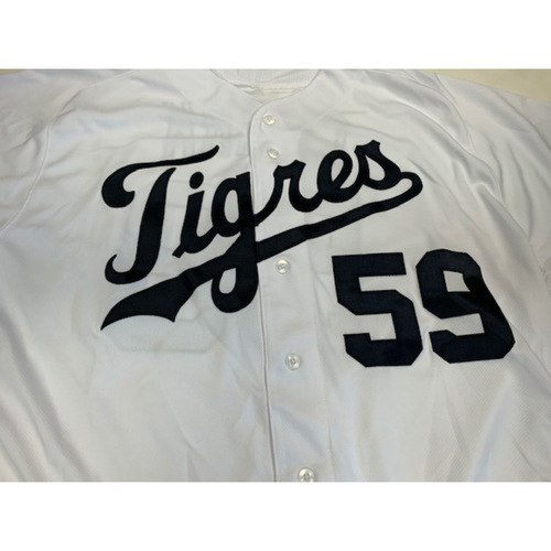 Photo of Team-Issued Fiesta Tigres Jersey: Phil Clark