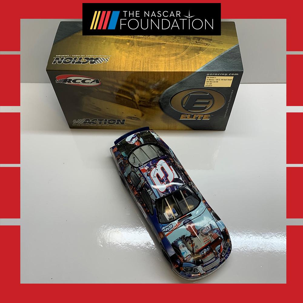 NASCAR's Dale Earnhardt Jr. Milestones Diecast!