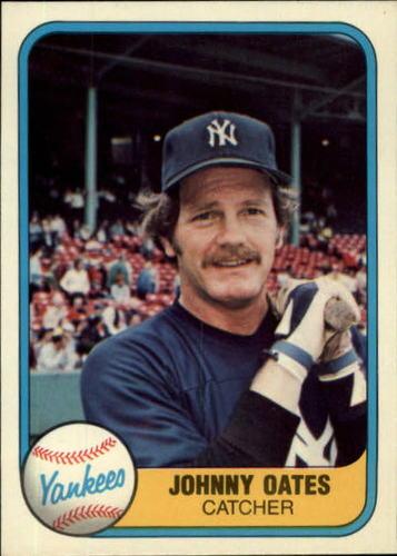 Photo of 1981 Fleer #99 Johnny Oates