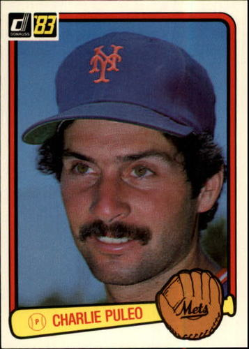 Photo of 1983 Donruss #128 Charlie Puleo