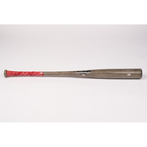 Andrelton Simmons 2020 Game Used Broken Bat