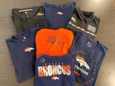 Photo of Broncos Buddy Swag Bag (L & XL)