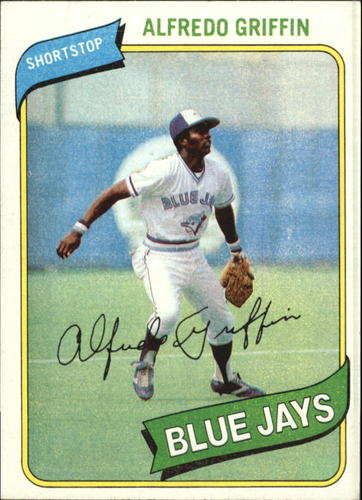 Photo of 1980 Topps #558 Alfredo Griffin