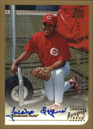 Photo of 1999 Topps Traded Autographs #T52 Jacobo Sequea