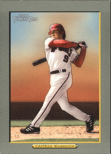 Photo of 2005 Topps Turkey Red #246 Vinny Castilla