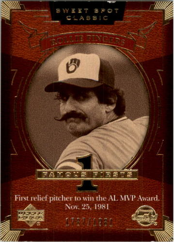 Photo of 2004 Sweet Spot Classic #145 Rollie Fingers FF/1981