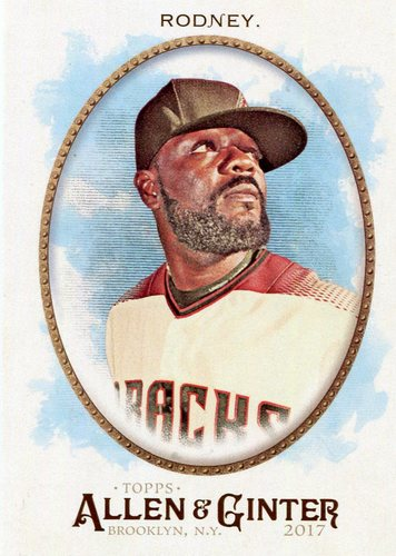 Photo of 2017 Topps Allen and Ginter #309 Fernando Rodney