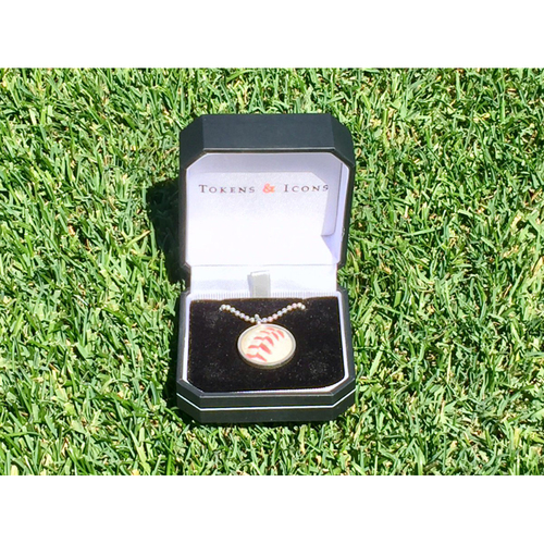 Photo of Sean Manaea Strikeout Pitch Pendant
