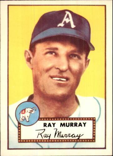 Photo of 1983 Topps 1952 Reprint #299 Ray Murray