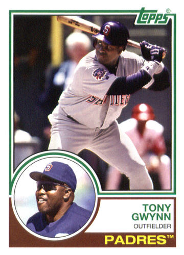 Photo of 2015 Topps Archives #201 Tony Gwynn